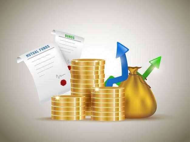 Koncepcja funduszy inwestycyjnych.
