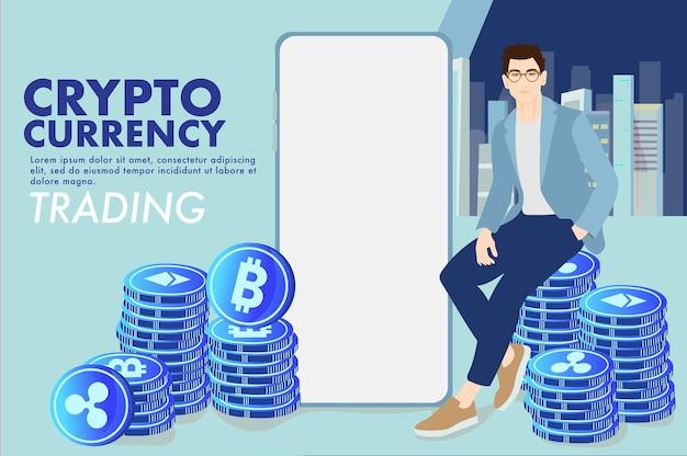 Koncepcja handlu walutami krypto