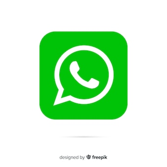 Koncepcja ikona whatsapp