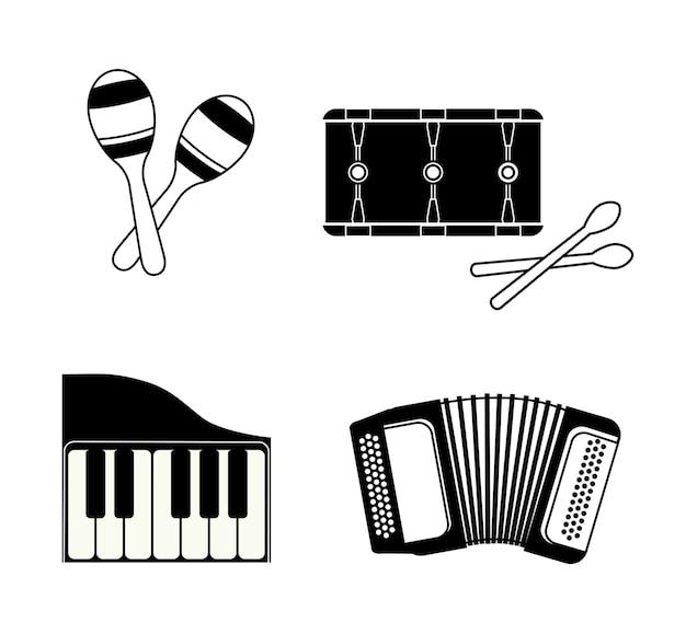 Koncepcja instrument muzyczny