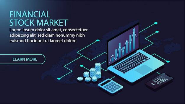 Koncepcja izometryczne finansowych giełdzie