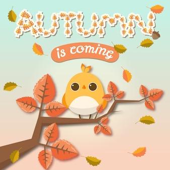 Koncepcja jesień
