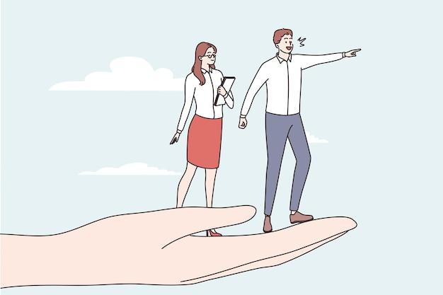 Koncepcja kariery rozwoju możliwości biznesowych