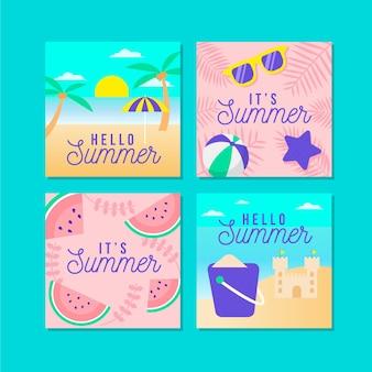 Koncepcja kart letnich