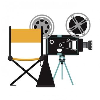 Koncepcja kina i filmów