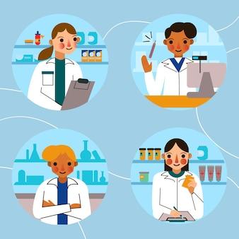 Koncepcja kolekcji farmaceuty
