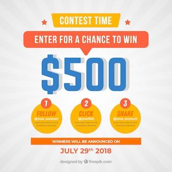 Koncepcja konkursu mediów społecznych