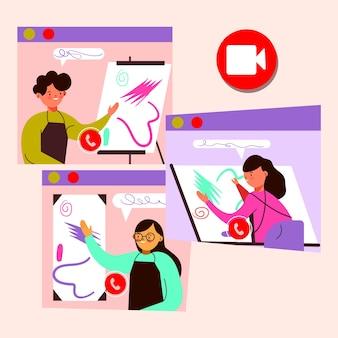 Koncepcja kreatywnego warsztatu diy