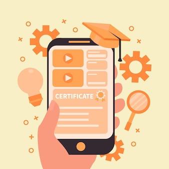Koncepcja kursów online
