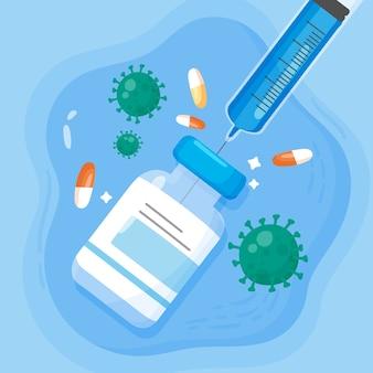 Koncepcja leczenia wirusów