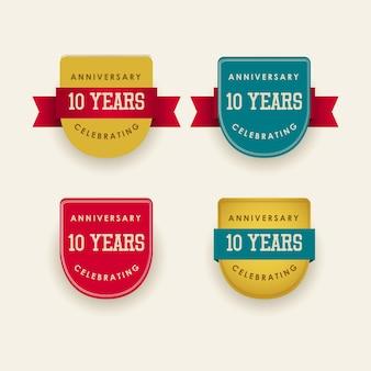 Koncepcja logo rocznicy.