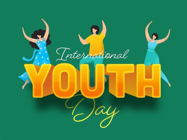 Koncepcja międzynarodowego dnia młodzieży