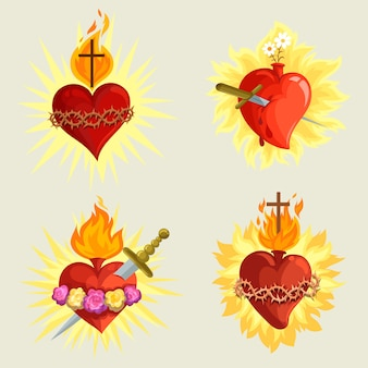 Koncepcja najświętszego serca