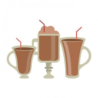 Koncepcja napoje kawowe