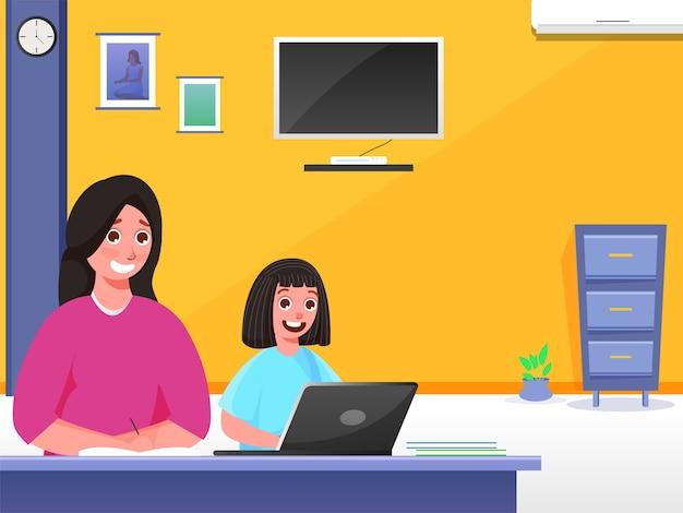 Koncepcja nauczania w domu