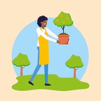 Koncepcja ogrodnictwa