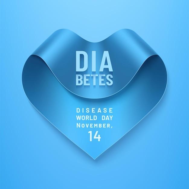 Koncepcja opieki zdrowotnej światowego dnia cukrzycy