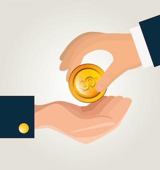 Koncepcja oszczędności i pieniędzy