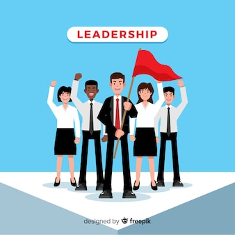 Koncepcja płaskiej przywództwa