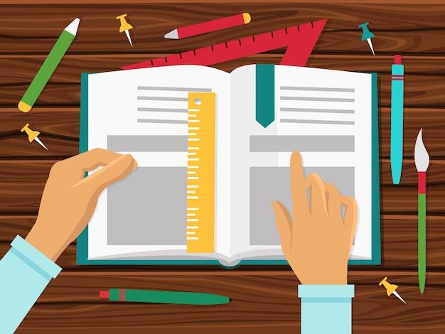 Koncepcja podręczników szkolnych