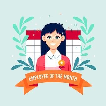 Koncepcja pracownika miesiąca