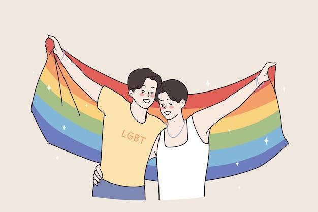 Koncepcja praw lgbt i gejów