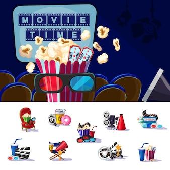 Koncepcja premiery filmu