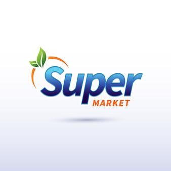 Koncepcja projektowania logo supermarketu