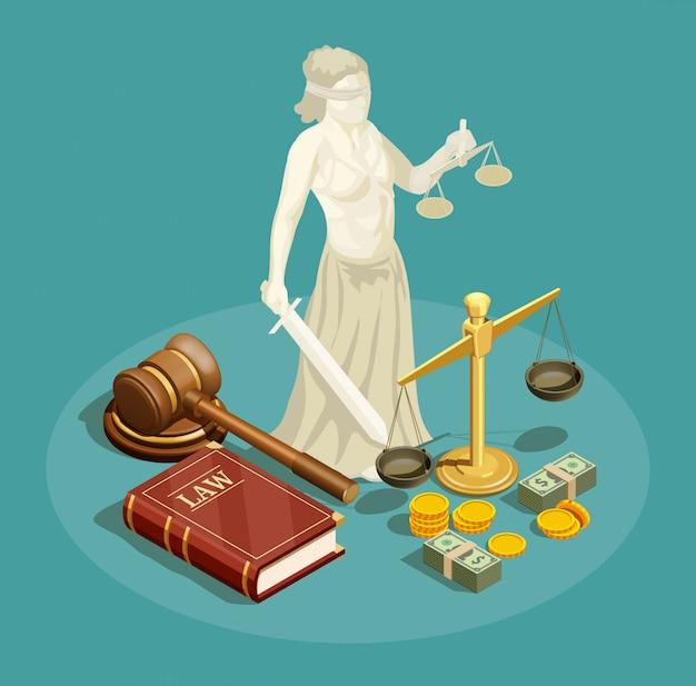 Koncepcja projektu izometrycznego prawa