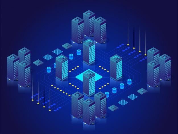 Koncepcja przetwarzania dużych zbiorów danych, stacja energetyczna przyszłości