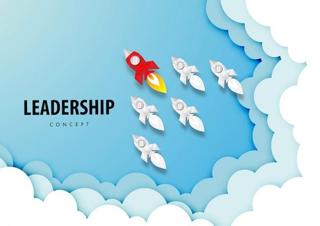 Koncepcja przywództwa rakiety