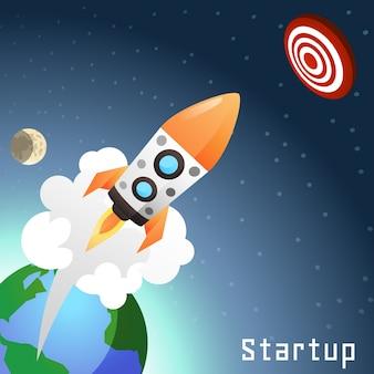 Koncepcja rakiety startowej