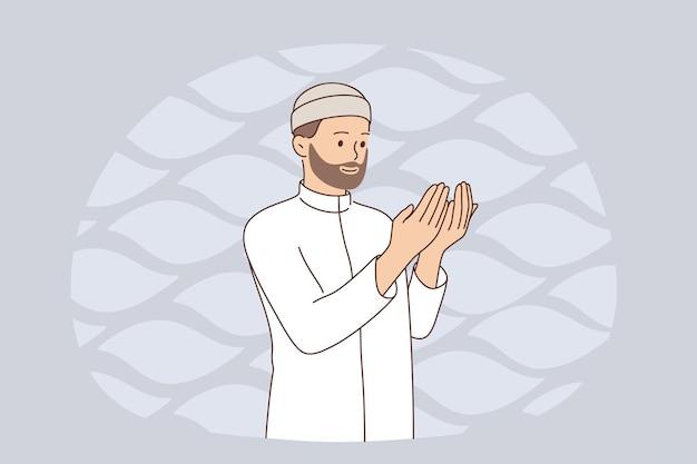 Koncepcja religii i rytuałów muzułmańskich