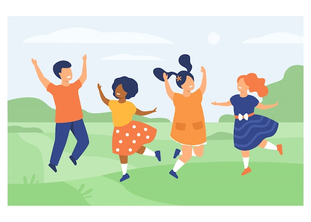 Koncepcja różnorodności i dzieciństwa
