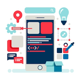 Koncepcja rozwoju aplikacji