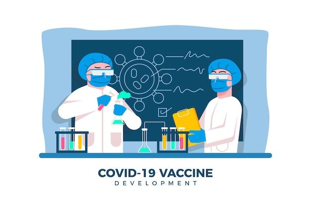 Koncepcja rozwoju szczepionki koronawirusowej