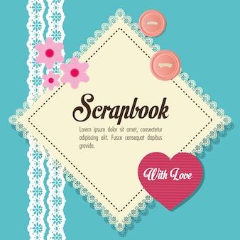Koncepcja scrapbook