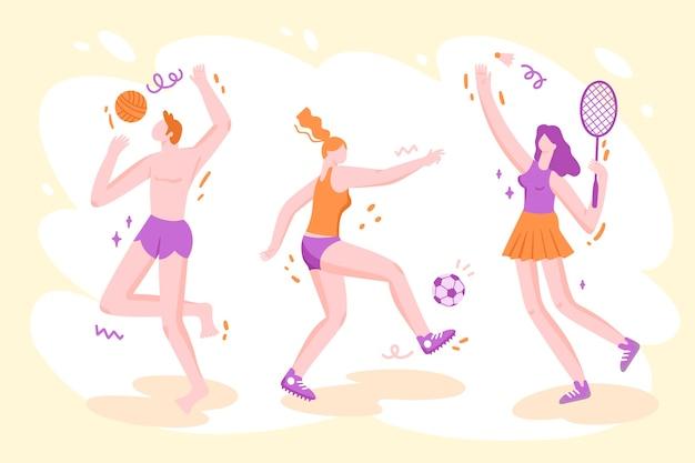 Koncepcja sportów letnich