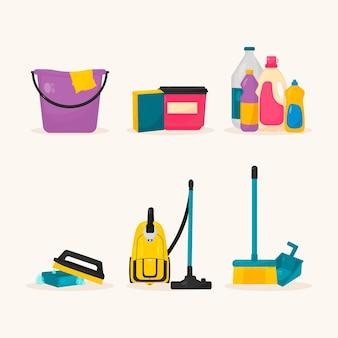 Koncepcja sprzętu do czyszczenia powierzchni