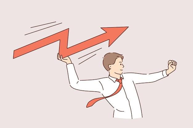 Koncepcja sukcesu i poprawy rozwoju biznesu