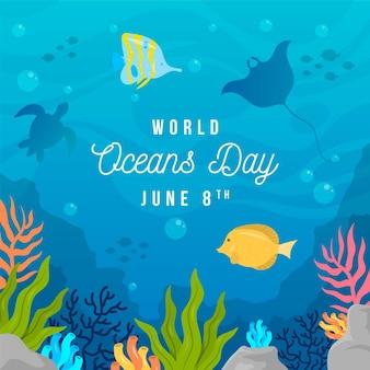 Koncepcja światowego dnia oceanów