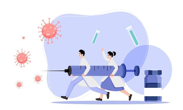 Koncepcja szczepionki covid-19