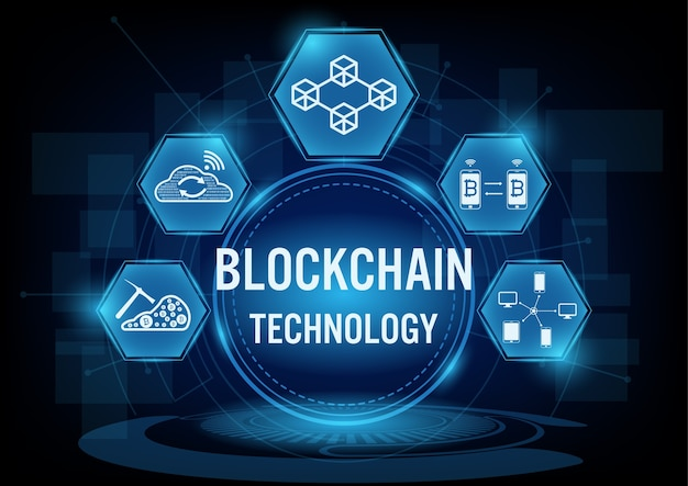 Koncepcja technologii blockchain