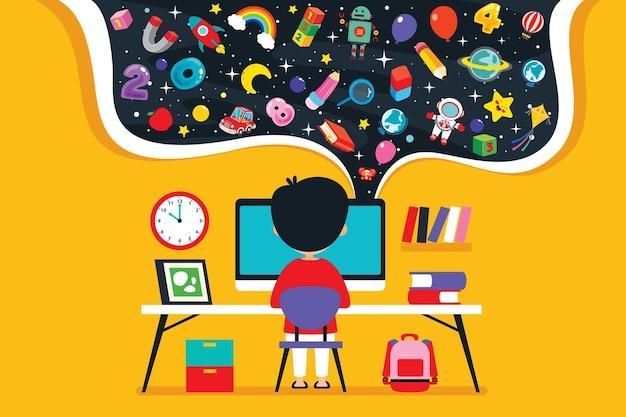 Koncepcja technologii komputerowej dla edukacji i biznesu
