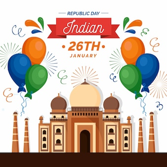 Koncepcja tematyczna dzień republiki indii