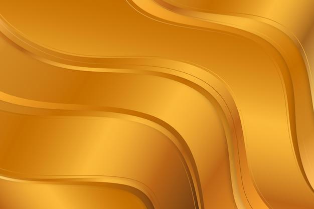 Koncepcja tło złoty luksus