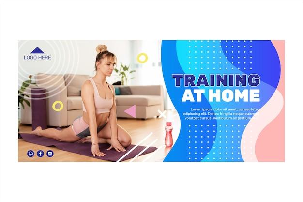 Koncepcja treningu w domu