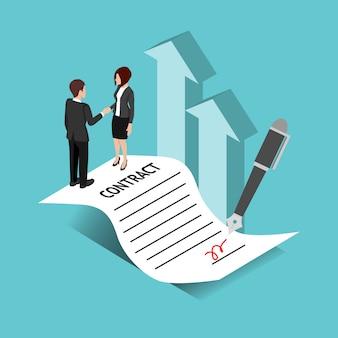 Koncepcja umowy i umowy