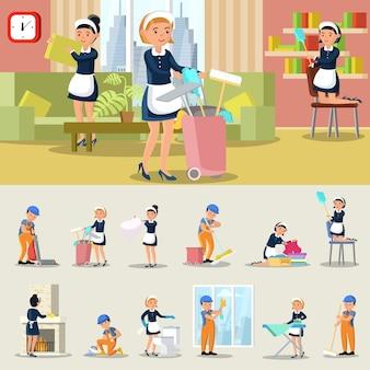 Koncepcja usługi czyszczenia