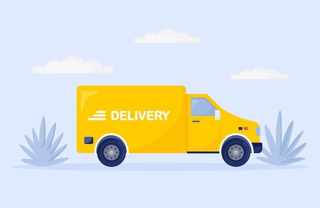 Koncepcja usługi dostawy online